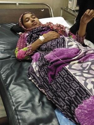 HHF Saved Life & Rs, 30,000/- of her Medical Expenses