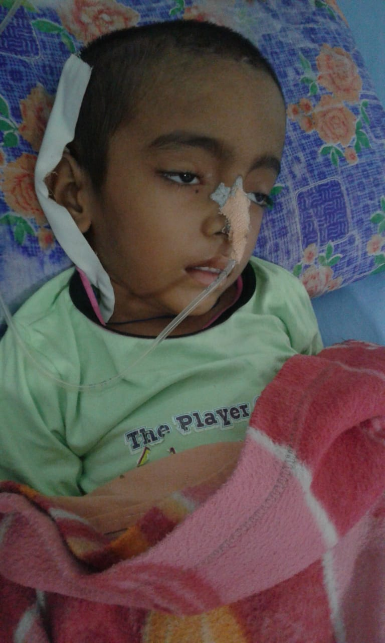 Healthcare NGO - provided financial support for Brain Tumor Surgery.