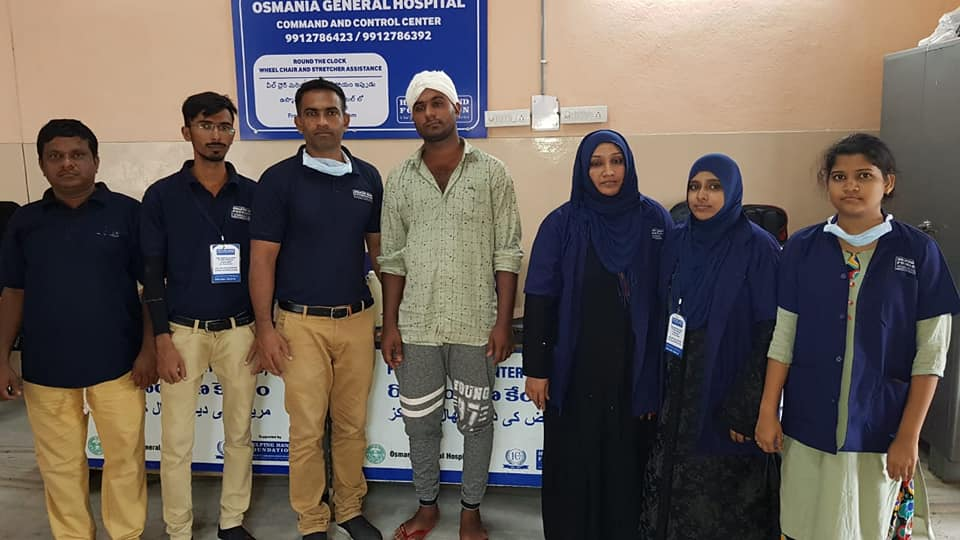 Healthcare NGO - provided proper Medical Assistance for Brain Surgery.