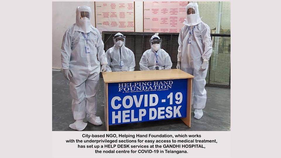 Covid Help Desk